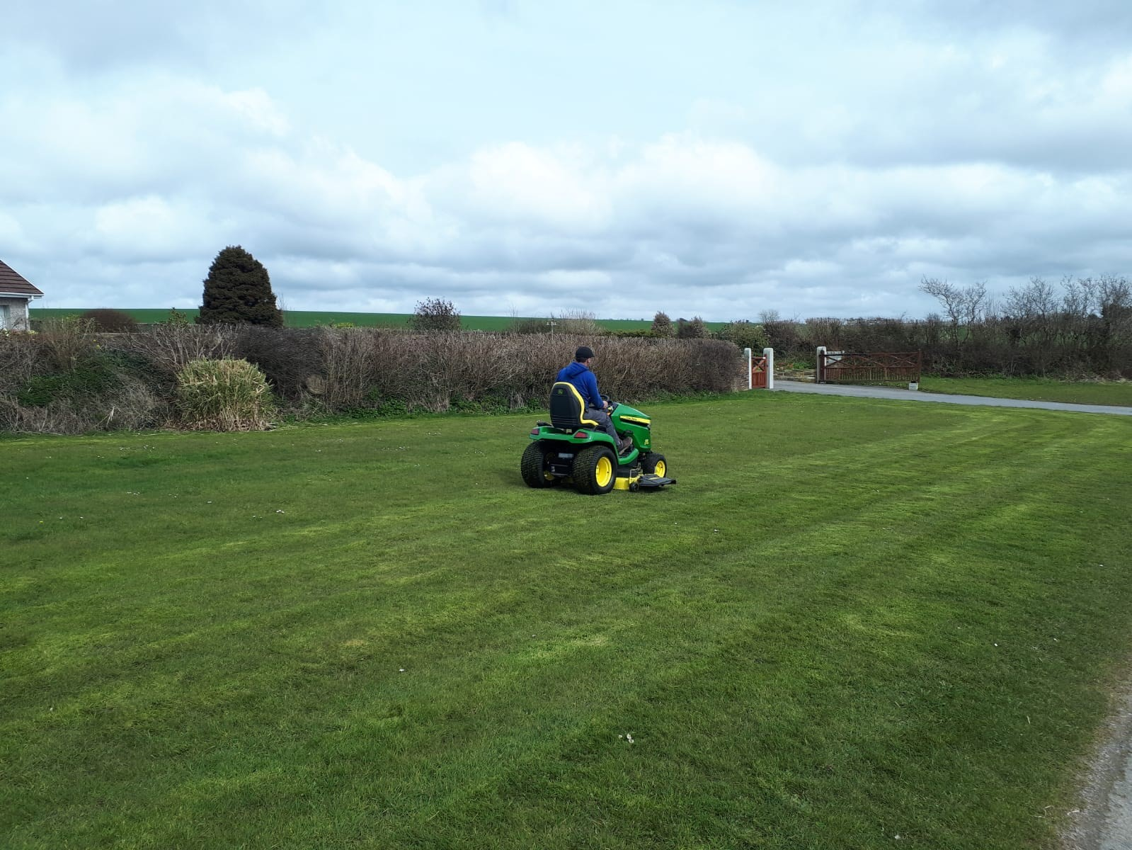 Groundskeeping Cornwall - Mid Cornwall Construction Ltd
