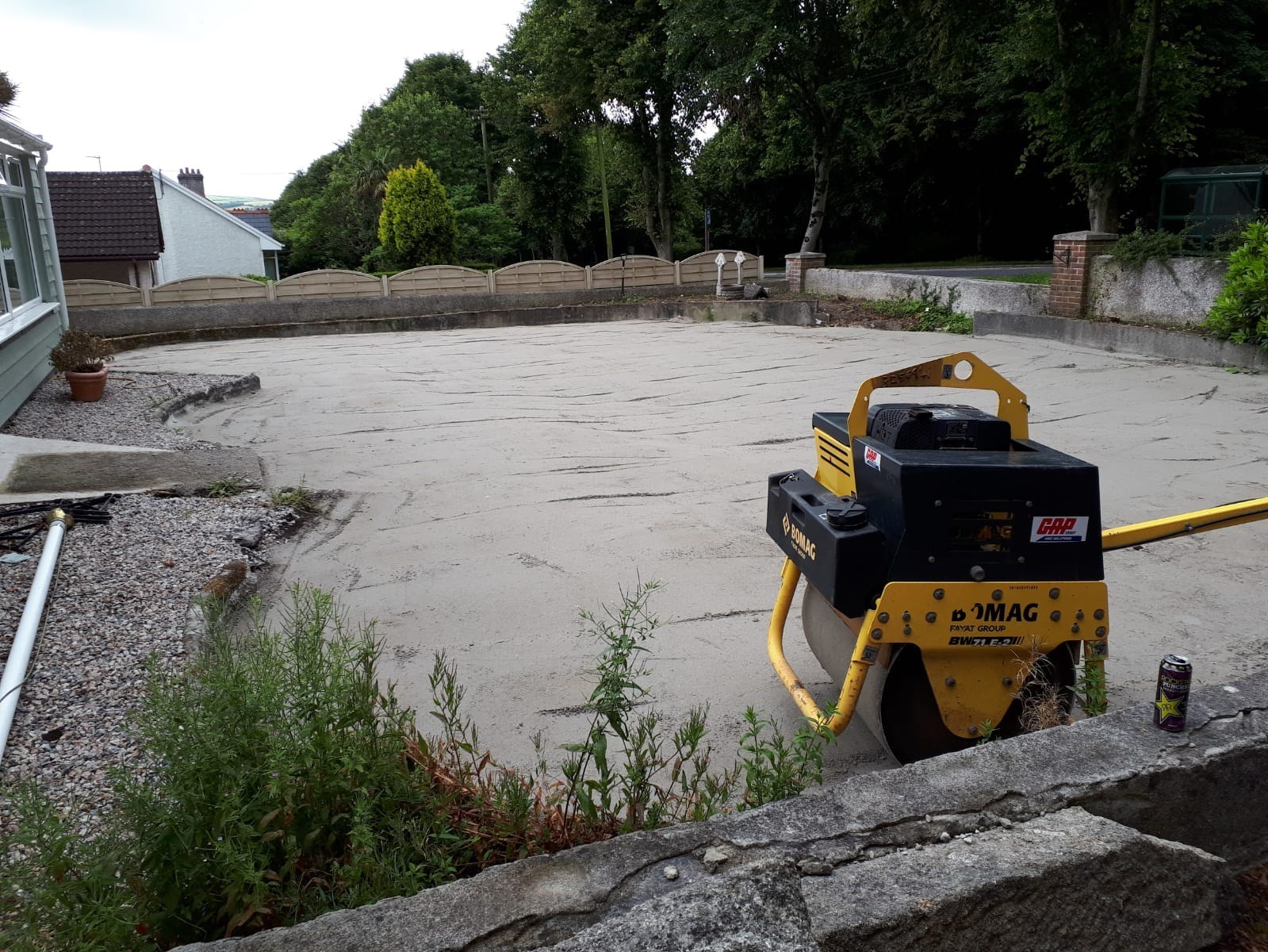 Groundworks Contractors Cornwall